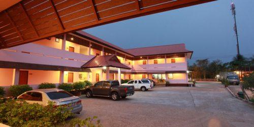 โรงแรม เอ.พี เพลส A P Place Hotel